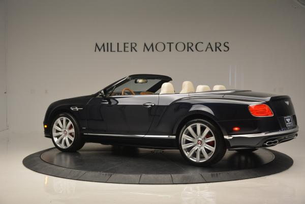 Used 2016 Bentley Continental GT V8 S Convertible for sale Sold at Maserati of Westport in Westport CT 06880 4