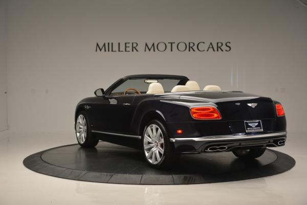 Used 2016 Bentley Continental GT V8 S Convertible for sale Sold at Maserati of Westport in Westport CT 06880 5
