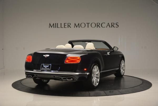 Used 2016 Bentley Continental GT V8 S Convertible for sale Sold at Maserati of Westport in Westport CT 06880 7