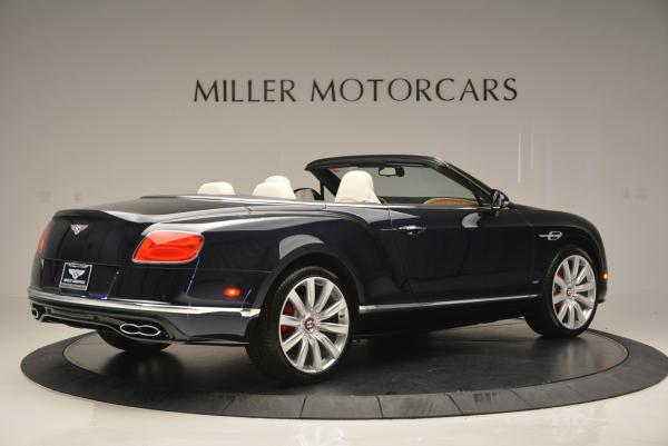 Used 2016 Bentley Continental GT V8 S Convertible for sale Sold at Maserati of Westport in Westport CT 06880 8