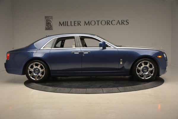 Used 2010 Rolls-Royce Ghost for sale Sold at Maserati of Westport in Westport CT 06880 11
