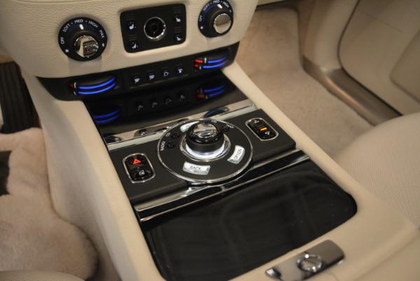 Used 2010 Rolls-Royce Ghost for sale Sold at Maserati of Westport in Westport CT 06880 22