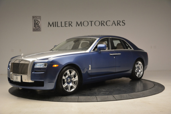 Used 2010 Rolls-Royce Ghost for sale Sold at Maserati of Westport in Westport CT 06880 3