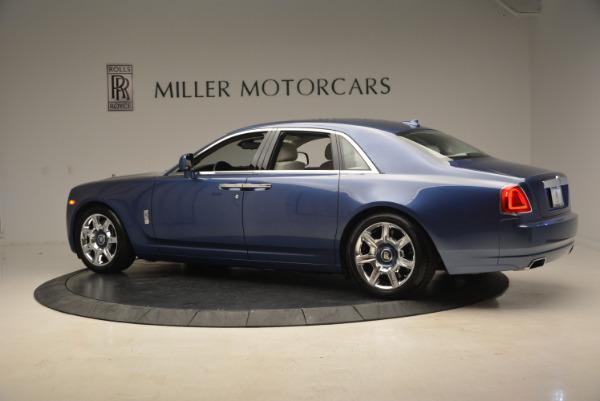 Used 2010 Rolls-Royce Ghost for sale Sold at Maserati of Westport in Westport CT 06880 5