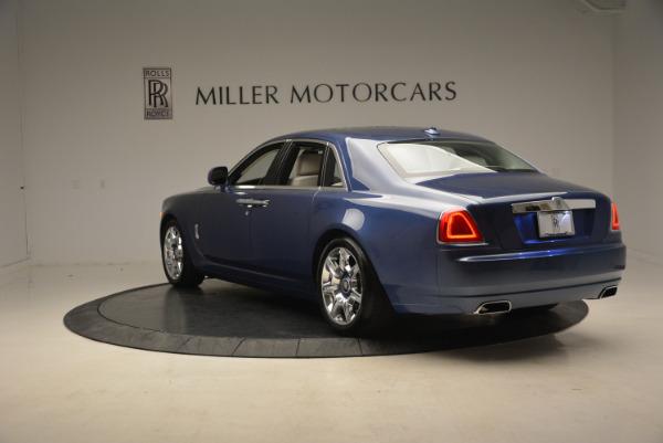 Used 2010 Rolls-Royce Ghost for sale Sold at Maserati of Westport in Westport CT 06880 6