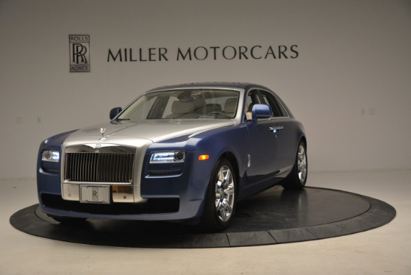Used 2010 Rolls-Royce Ghost for sale Sold at Maserati of Westport in Westport CT 06880 1