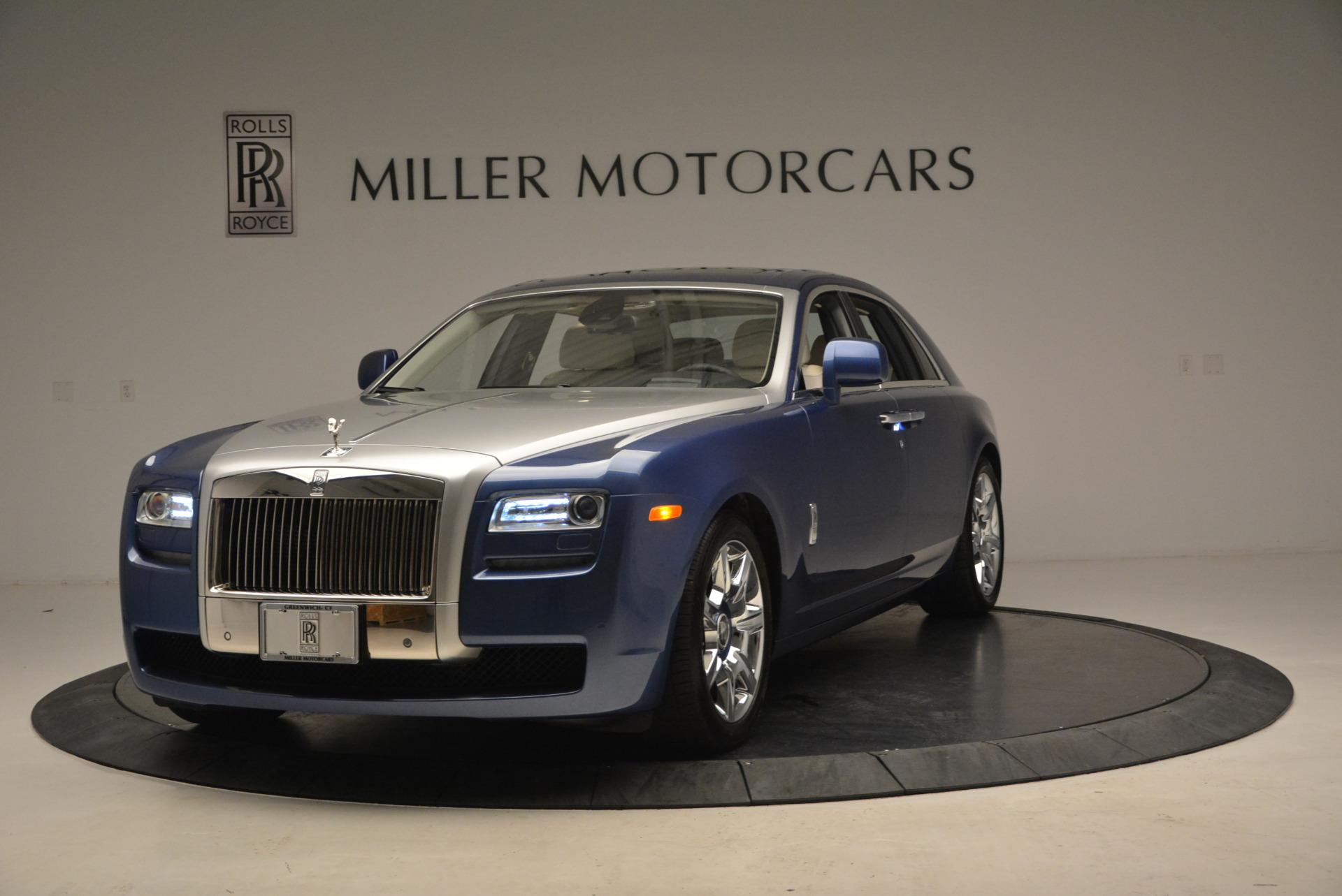 Used 2010 Rolls-Royce Ghost for sale $119,900 at Maserati of Westport in Westport CT 06880 1