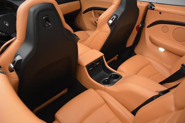 New 2016 Maserati GranTurismo Sport for sale Sold at Maserati of Westport in Westport CT 06880 28
