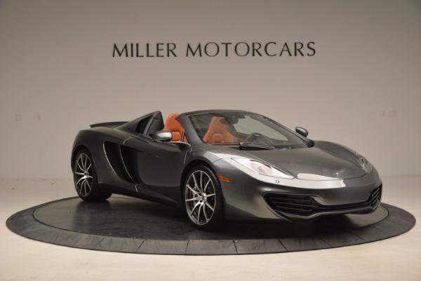 Used 2014 McLaren MP4-12C SPIDER Convertible for sale Sold at Maserati of Westport in Westport CT 06880 11