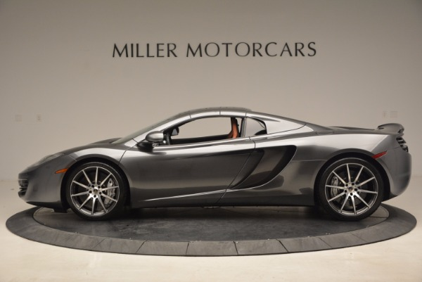 Used 2014 McLaren MP4-12C SPIDER Convertible for sale Sold at Maserati of Westport in Westport CT 06880 16