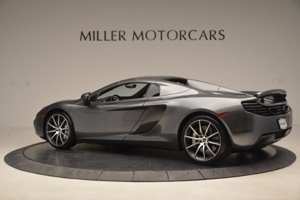 Used 2014 McLaren MP4-12C SPIDER Convertible for sale Sold at Maserati of Westport in Westport CT 06880 17