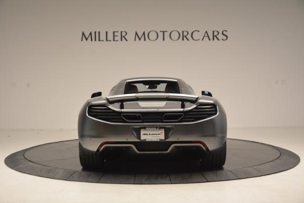 Used 2014 McLaren MP4-12C SPIDER Convertible for sale Sold at Maserati of Westport in Westport CT 06880 19