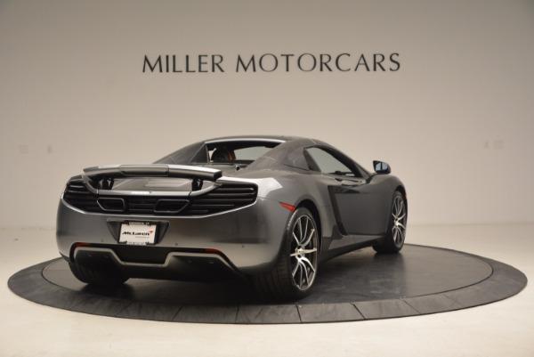 Used 2014 McLaren MP4-12C SPIDER Convertible for sale Sold at Maserati of Westport in Westport CT 06880 20