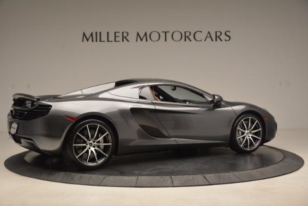 Used 2014 McLaren MP4-12C SPIDER Convertible for sale Sold at Maserati of Westport in Westport CT 06880 21