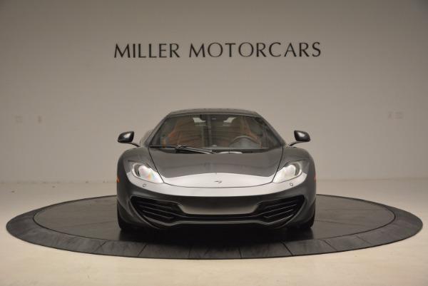 Used 2014 McLaren MP4-12C SPIDER Convertible for sale Sold at Maserati of Westport in Westport CT 06880 25