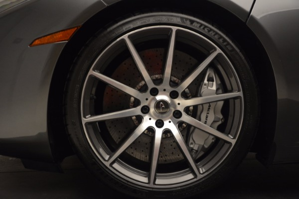 Used 2014 McLaren MP4-12C SPIDER Convertible for sale Sold at Maserati of Westport in Westport CT 06880 26