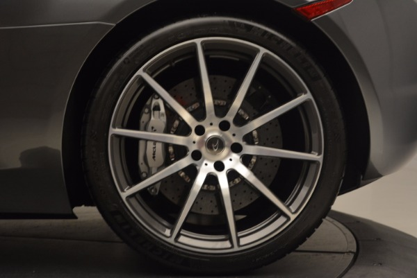 Used 2014 McLaren MP4-12C SPIDER Convertible for sale Sold at Maserati of Westport in Westport CT 06880 27