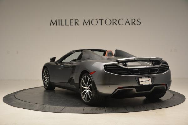 Used 2014 McLaren MP4-12C SPIDER Convertible for sale Sold at Maserati of Westport in Westport CT 06880 5