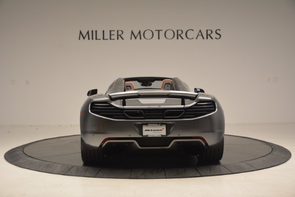 Used 2014 McLaren MP4-12C SPIDER Convertible for sale Sold at Maserati of Westport in Westport CT 06880 6