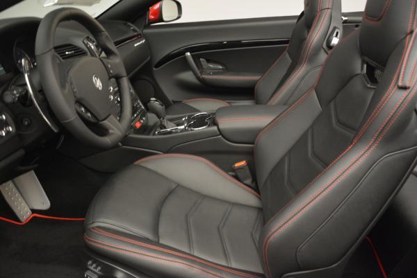New 2017 Maserati GranTurismo Cab Sport for sale Sold at Maserati of Westport in Westport CT 06880 21