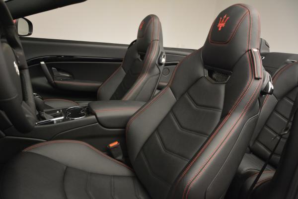 New 2017 Maserati GranTurismo Cab Sport for sale Sold at Maserati of Westport in Westport CT 06880 22