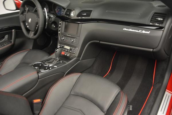 New 2017 Maserati GranTurismo Cab Sport for sale Sold at Maserati of Westport in Westport CT 06880 25