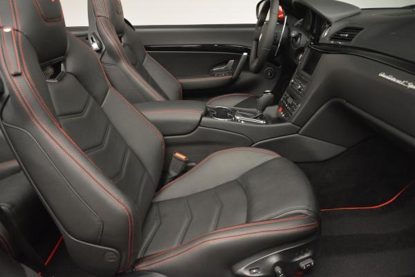 New 2017 Maserati GranTurismo Cab Sport for sale Sold at Maserati of Westport in Westport CT 06880 26