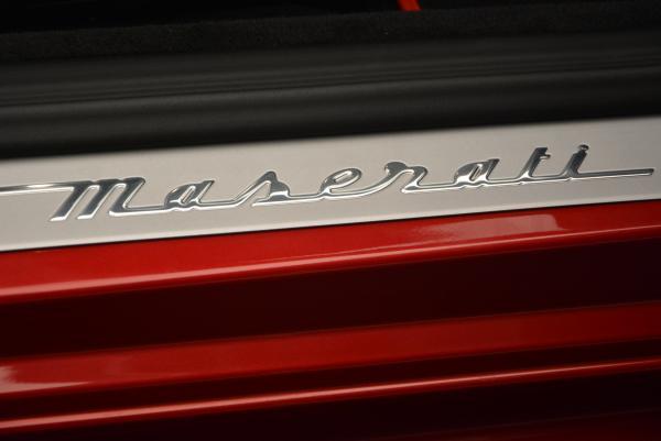 New 2017 Maserati GranTurismo Cab Sport for sale Sold at Maserati of Westport in Westport CT 06880 28