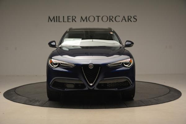 New 2018 Alfa Romeo Stelvio Ti Q4 for sale Sold at Maserati of Westport in Westport CT 06880 12