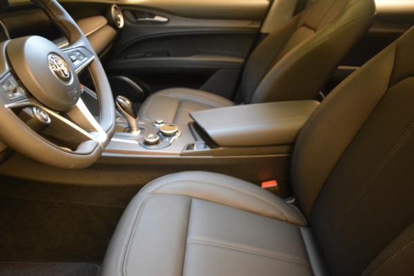New 2018 Alfa Romeo Stelvio Ti Q4 for sale Sold at Maserati of Westport in Westport CT 06880 14