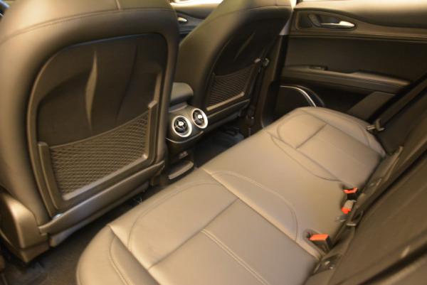 New 2018 Alfa Romeo Stelvio Ti Q4 for sale Sold at Maserati of Westport in Westport CT 06880 16