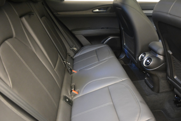 New 2018 Alfa Romeo Stelvio Ti Q4 for sale Sold at Maserati of Westport in Westport CT 06880 23