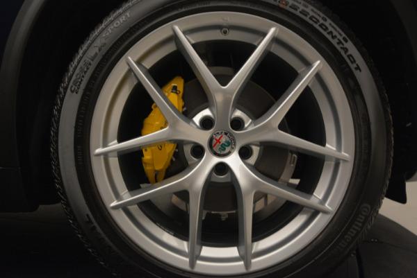 New 2018 Alfa Romeo Stelvio Ti Q4 for sale Sold at Maserati of Westport in Westport CT 06880 25