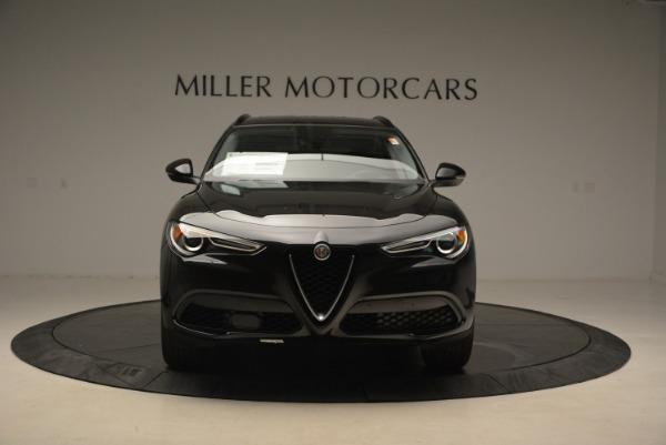 New 2018 Alfa Romeo Stelvio Sport Q4 for sale Sold at Maserati of Westport in Westport CT 06880 12