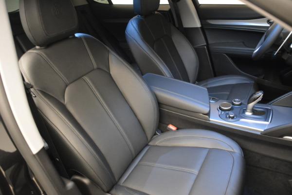 New 2018 Alfa Romeo Stelvio Sport Q4 for sale Sold at Maserati of Westport in Westport CT 06880 21