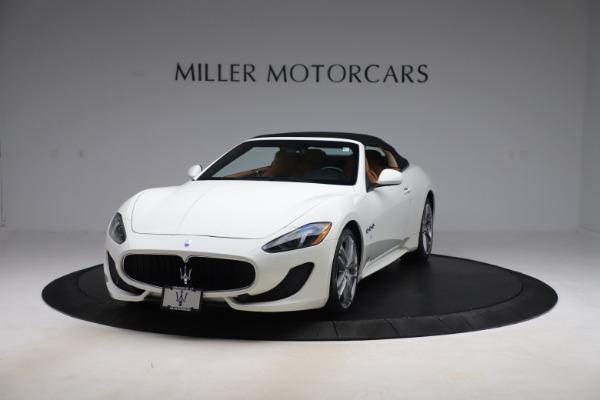 Used 2017 Maserati GranTurismo Convertible Sport for sale $84,900 at Maserati of Westport in Westport CT 06880 13