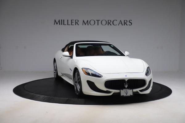 Used 2017 Maserati GranTurismo Convertible Sport for sale $84,900 at Maserati of Westport in Westport CT 06880 22