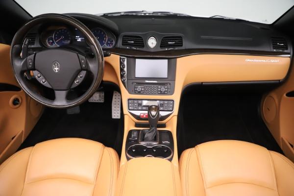 Used 2017 Maserati GranTurismo Convertible Sport for sale $84,900 at Maserati of Westport in Westport CT 06880 26