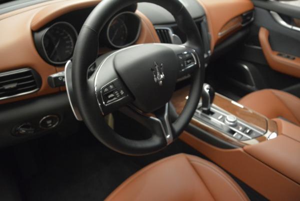 Used 2018 Maserati Levante Q4 GranLusso for sale $61,900 at Maserati of Westport in Westport CT 06880 15