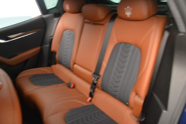 Used 2018 Maserati Levante Q4 GranLusso for sale $61,900 at Maserati of Westport in Westport CT 06880 16
