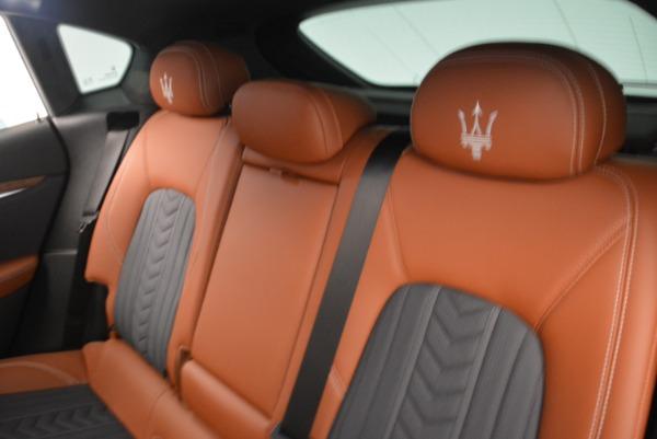 Used 2018 Maserati Levante Q4 GranLusso for sale $61,900 at Maserati of Westport in Westport CT 06880 17