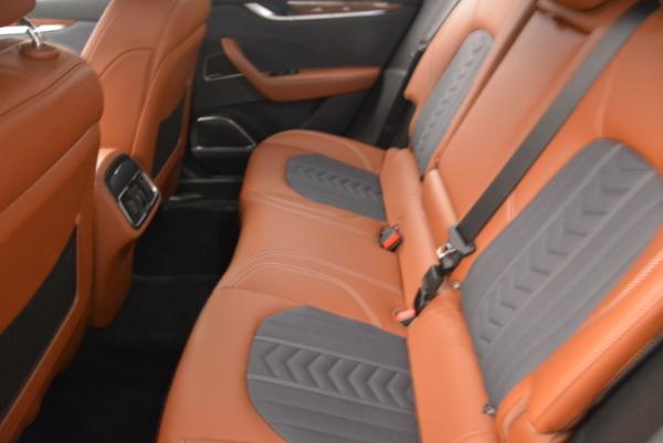 Used 2018 Maserati Levante Q4 GranLusso for sale $61,900 at Maserati of Westport in Westport CT 06880 18