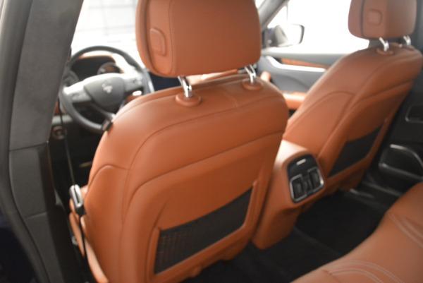 Used 2018 Maserati Levante Q4 GranLusso for sale $61,900 at Maserati of Westport in Westport CT 06880 19