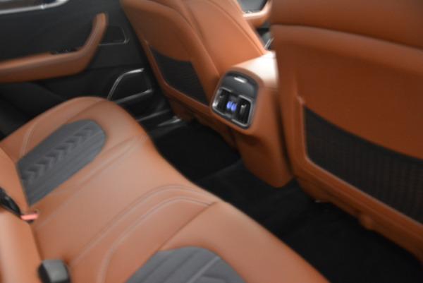 Used 2018 Maserati Levante Q4 GranLusso for sale $61,900 at Maserati of Westport in Westport CT 06880 20