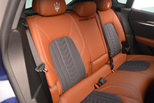 Used 2018 Maserati Levante Q4 GranLusso for sale $61,900 at Maserati of Westport in Westport CT 06880 21