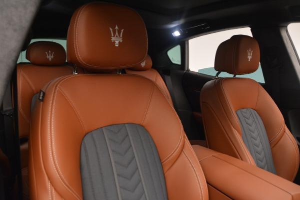 Used 2018 Maserati Levante Q4 GranLusso for sale $61,900 at Maserati of Westport in Westport CT 06880 23