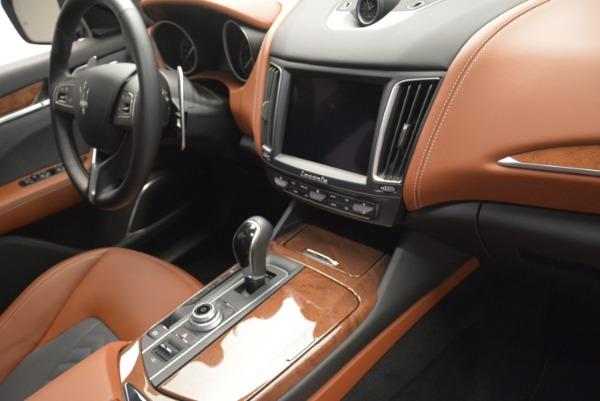 Used 2018 Maserati Levante Q4 GranLusso for sale $61,900 at Maserati of Westport in Westport CT 06880 24