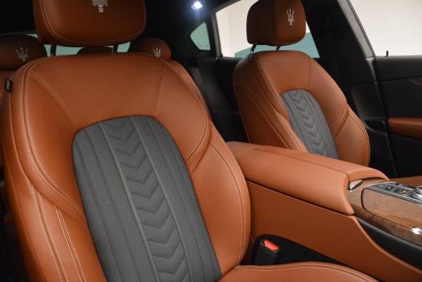 Used 2018 Maserati Levante Q4 GranLusso for sale $61,900 at Maserati of Westport in Westport CT 06880 25