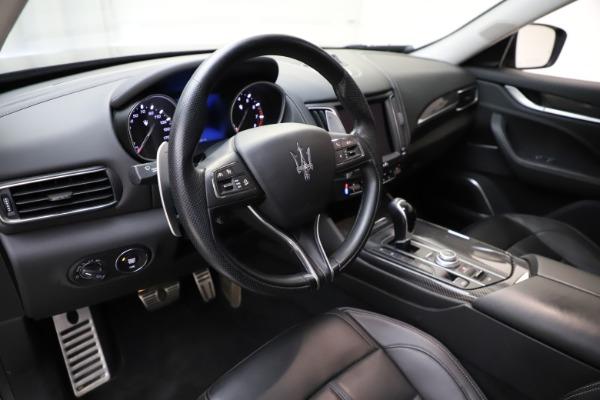 Used 2018 Maserati Levante SQ4 GranSport for sale $55,900 at Maserati of Westport in Westport CT 06880 13