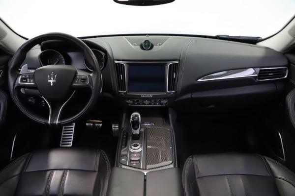 Used 2018 Maserati Levante SQ4 GranSport for sale $55,900 at Maserati of Westport in Westport CT 06880 16